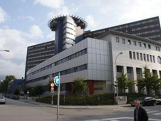Innsbruck Hospital surgical ward