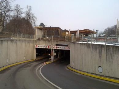 BKH-Hall – Tiefgarage