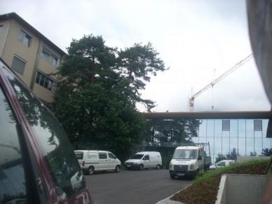 Swarovski Optik – Logistikzentrum