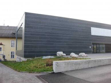 Haus der Musik und Sanierung Gemeindezentrum Kundl