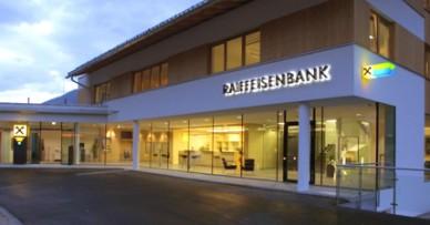 Raiffeisenbank Neustift im Stubaital