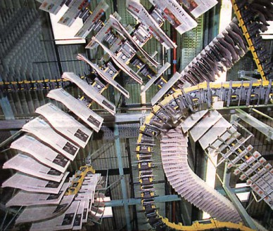 WZW-newspaper printing plant